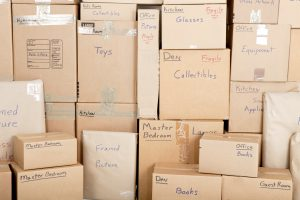 Boxes For Moving Home For Sale