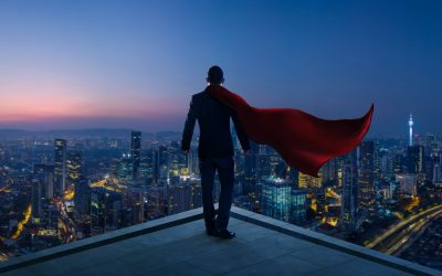 Being The Superhero In Real Estate