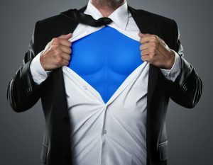 Superman in real estate law