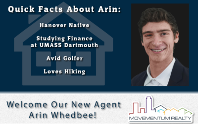 Welcome Our New Agent Arin Whedbee