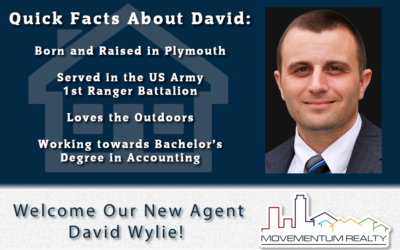 Welcome Our New Agent David Wylie